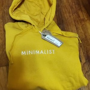 Cotton On Hooded sweatshirt New minimalist